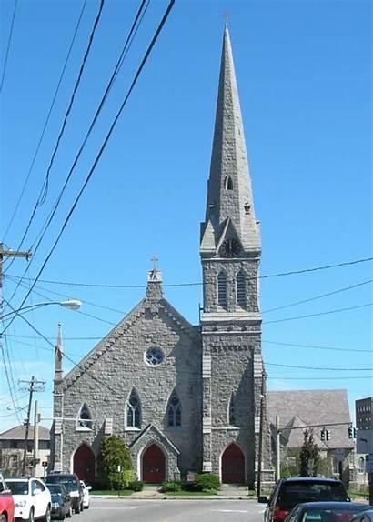 London Church Congregational Second Connecticut Street Historic