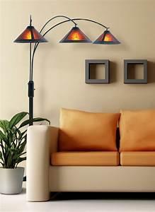 nova lighting 4212bz mica 3 light arc floor lamp With mica 3 light arc floor lamp by nova