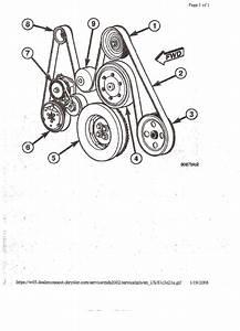 Dodge Ram Belt Diagram