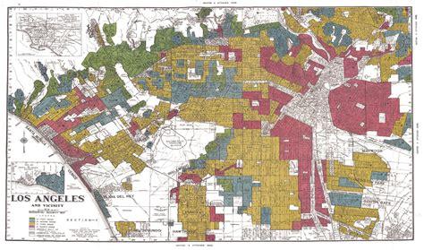 mapping tool illuminates  consequences  redlining