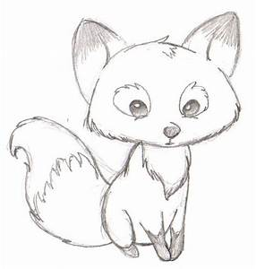 How to draw a cartoon fox step by step for beginners ...