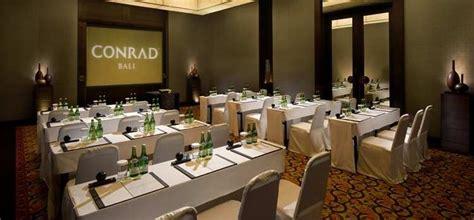 meetings conrad bali luxury hotel room setup meeting room corporate event design