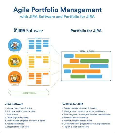 agile portfolio management  portfolio  jira