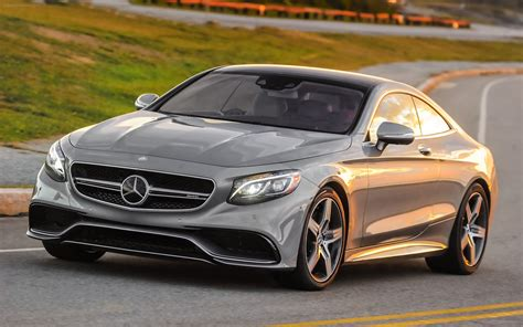 2015 S63 Amg Coupe by Mercedes S63 Amg Coupe 2015 Widescreen Car