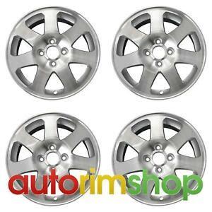 honda civic 1999 2000 15 quot factory oem wheels rims set ebay