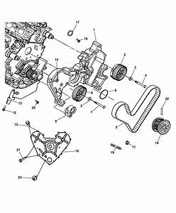 2009 Dodge Nitro Engine Timing Diagram