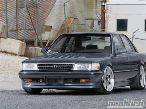 toyota cressida 1991 toyota cressida wolf in sheep s clothing modified