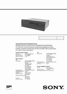 Sony Xr1790