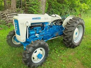 1964 Ford 4000 With Elenco 4x4  2016-08-05