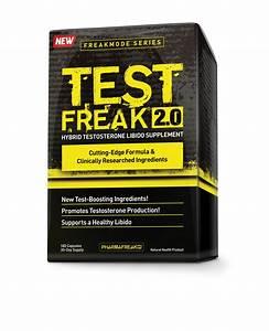 Test Freak Supplement Review