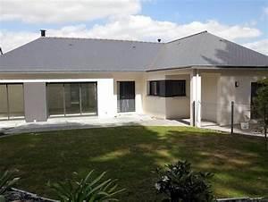 maison neuve maison de plainpied with plain pied maison With awesome plan de maison neuve 5 maison architecte moderne mc immo