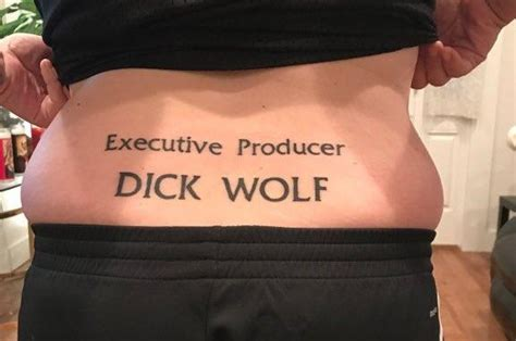 man  executive producer dick wolf tattoo upicom