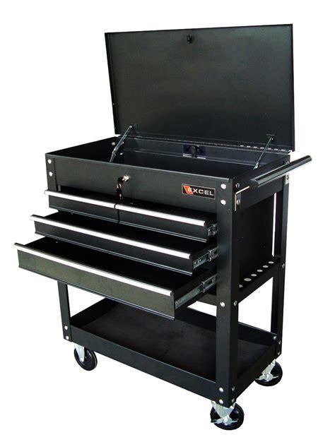 4 drawer tool cart excel four drawer tool cart