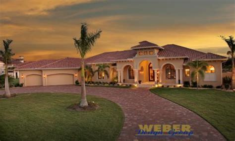 spanish style homes  courtyards home style tuscan