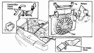 1995 volvo 850 a c heater system manual service repair With volvo 850 egr valve