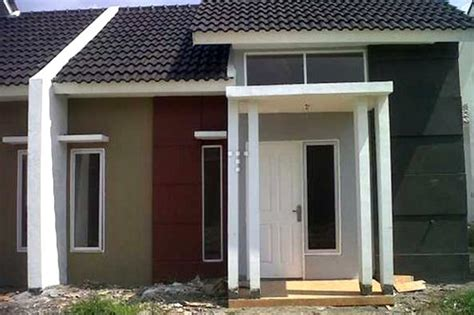 17 model tiang teras rumah minimalis modern masa kini