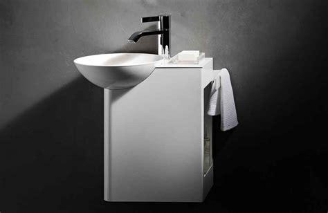 3 lave mains pour des toilettes originales styles de bain
