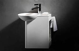 Lave Main Original : 3 lave mains pour des toilettes originales styles de bain ~ Edinachiropracticcenter.com Idées de Décoration