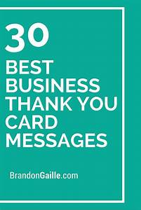 25 best ideas about thank you messages on pinterest for Thank you card for business