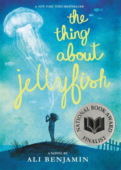 jellyfish  brown books