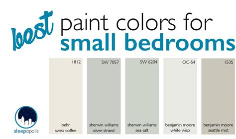 Bedrooms Paint For A Small Bedroom On A Small Bedroom Design Sleepopolis