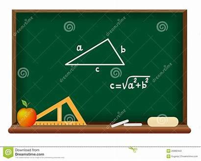 Geometry Blackboard Class Illustration Classroom Dreamstime