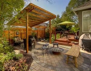 Rhizomsperre Selber Bauen : bambus im garten diy sichtschutz f r die terrasse ~ Watch28wear.com Haus und Dekorationen