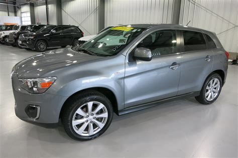 Mitsubishi Pre Owned by Pre Owned 2014 Mitsubishi Outlander Sport Se Sport Utility