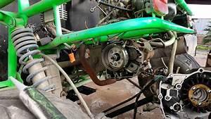 Pick Up Replace No Spark Roketa Gk-13 Gokart