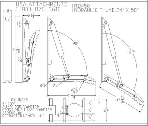 adjust pin distance  modify bucket travel skid steer quick attach fabrication