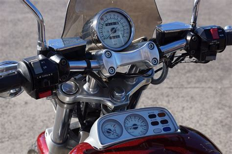 sold yamaha vmax cc motorcycle auctions lot