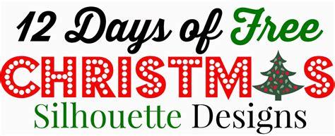 free silhouette cameo designs december 2014 silhouette school