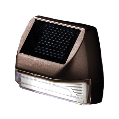 solar led deck lights moonrays 95028 mini solar outdoor garden led deck stair