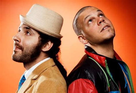 Calle 13 Was On Democracy Now And I'm Melting