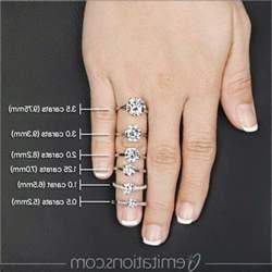 1 carat engagement rings diamond rings 1 carat solitaire