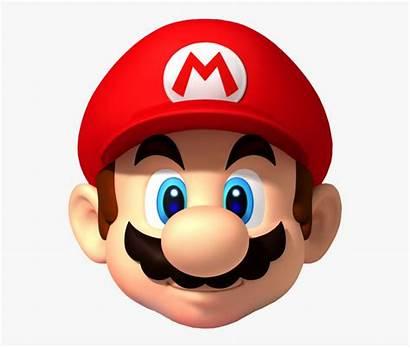 Mario Face Clipart Head Transparent Clipartkey Fontanero
