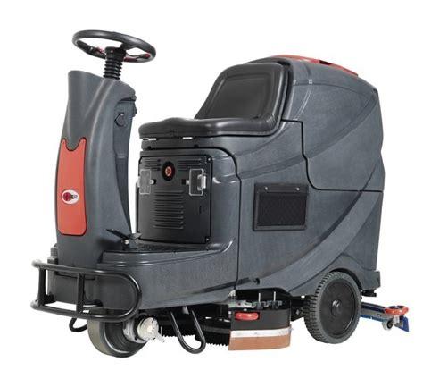 viper as710r ride on scrubber drier new machine complete