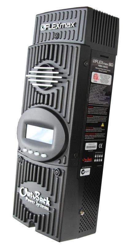 Контроллер заряда outback flexmax60 . купить в москве цена описание характеристики доставка по россии
