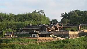 Tv Zone Yangdong Village  A Korean Countryside Village Was Recently Acknowledged By The Unesco