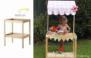 Petite Table A Langer : recycler la table langer en petite picerie ~ Teatrodelosmanantiales.com Idées de Décoration