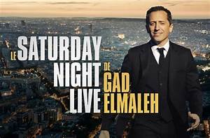 M6 Direct Live : saturday night live de gad elmaleh en direct d but janvier sur m6 news t l 7 jours ~ Medecine-chirurgie-esthetiques.com Avis de Voitures