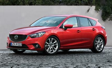 2014 Mazda 3 Rendering And Information  News  Car And Driver