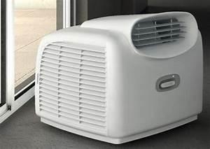 Petit Climatiseur Mobile : un mini climatiseur mobile pour la maison et le camping ~ Farleysfitness.com Idées de Décoration