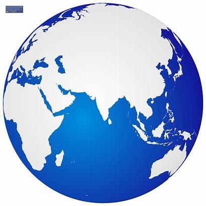 Globe Globes Outline Clipart Maps Panda Advertisement