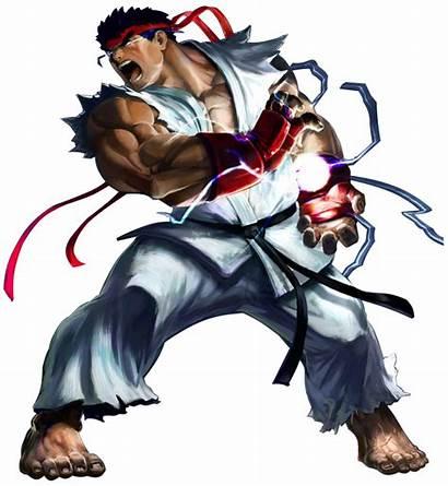 Fighter Ryu Street Ken Capcom Marvel Masters