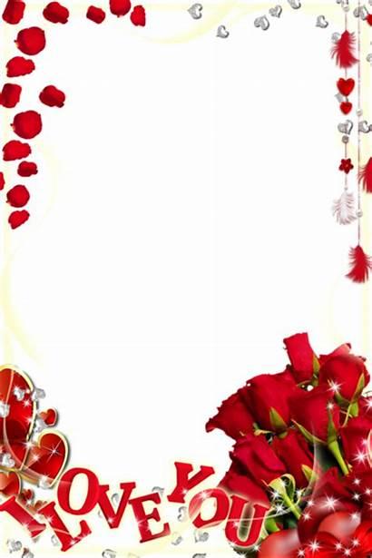Frame Transparent Frames Roses Clipart Yopriceville Flowers
