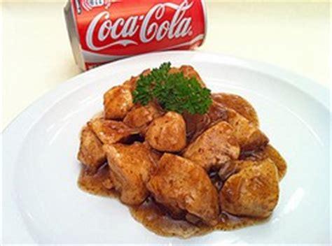 cuisiner avec du coca cola cuisiner avec les marques cultissimes