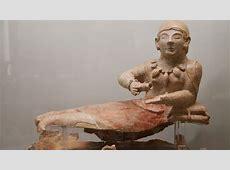 Esculturas etruscas