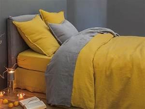 Linge De Lit Lin : 27 best images about linge de lit lin on pinterest ~ Teatrodelosmanantiales.com Idées de Décoration