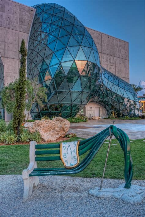 dali salvador museum florida petersburg st bench tampa architecture zone flickr fl museo 10a hardiness usa saint plants tree amazing